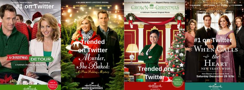 Xmas Twitter Trends
