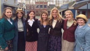 Hearties cosplay