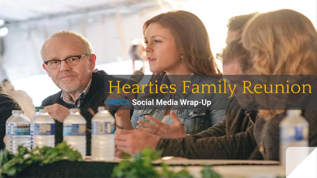 Live Event: Social Media Wrap Up